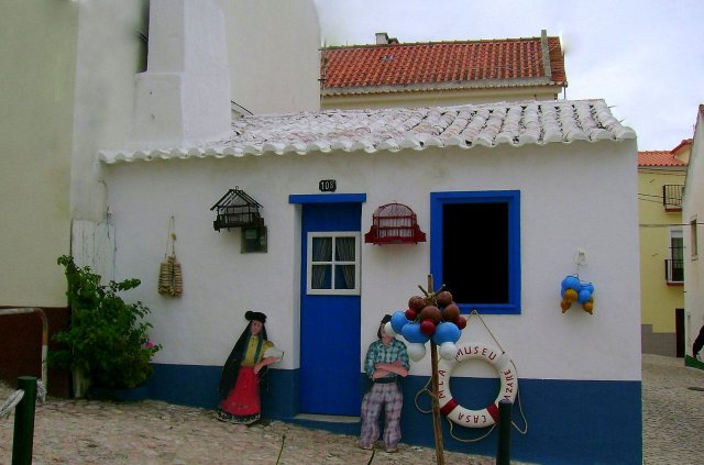 Fisherman's Museum House nazare portugal