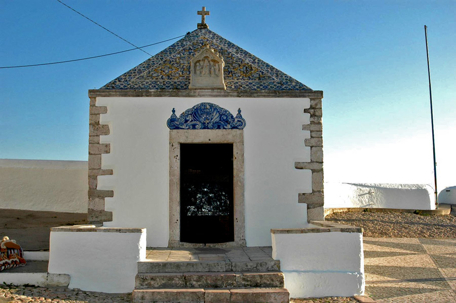 The Hermitage of Nazareth (or chapel of memory)