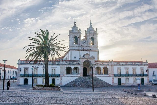 SANCTUARY OF OUR LADY OF NAZARE portugal