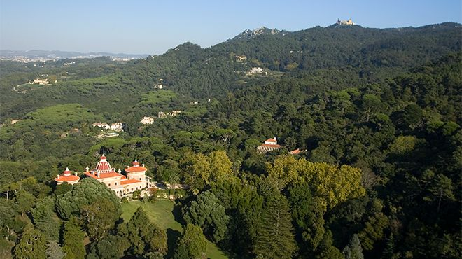 MONSERRATE PALACE AND GARDENS