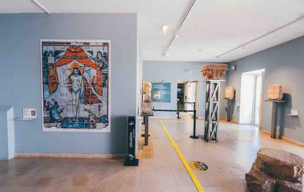 VISIT THE ARCHEOLOGICAL MUSEUM, ALBUFEIRA
